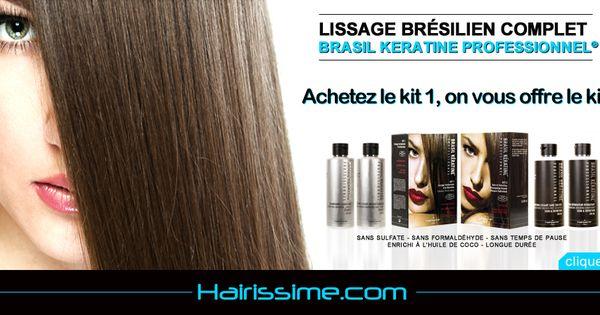 Brasil K 233 Ratine 1 Kit De Lissage Br 233 Silien Achet 233 1
