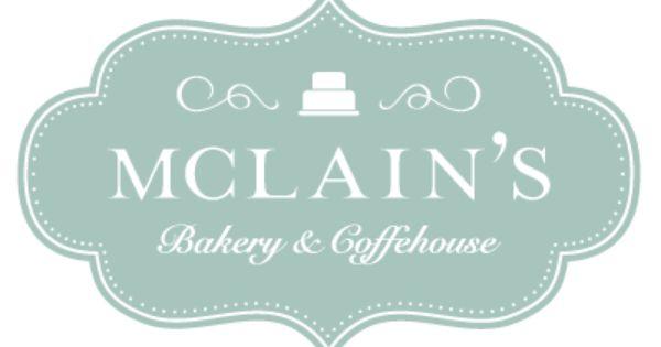 Mclain S Bakery Logo Bakery Logo Logo Design Free Bakery Branding