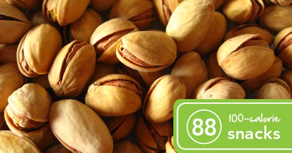 88 Unexpected Snacks Under 100 Calories. Great snack ideas!