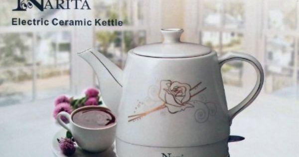 Robot Check Kettle Electricity Ceramics