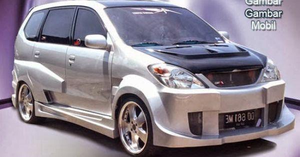 Gambar Mobil Avanza Veloz Gambar Gambar Mobil Mobil Modifikasi Mobil Toyota