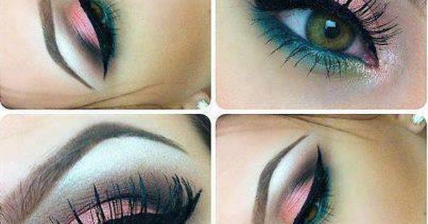 Lovely Pink Eye Shadow eyeshadow beauty makeup