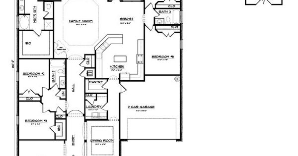 Dr Horton Mckenzie Floor Plan - Google Search