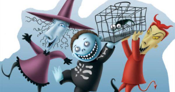 Tim Burtons The Nightmare Before Christmas Advanced Graphics Mayor of Halloweentown Life Size Cardboard Cutout Standup