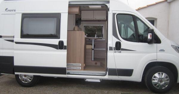 Camping Car Fiat Roller  P