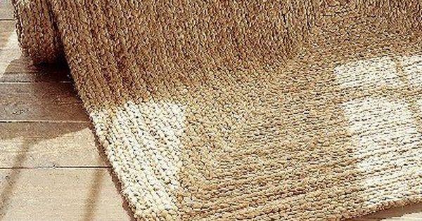 Tejido a mano grueso alfombras de yute imagen alfombra - Productos para limpieza de alfombras ...