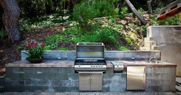 grillkamin bauen – diese tipps werden sie bei der planung, Terrassen ideen