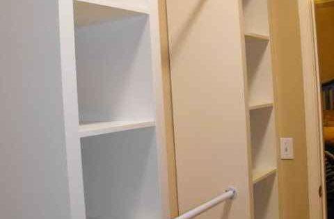 37 clevere arten dein leben mit ikea sachen zu organisieren kleiderschrankorganisation ikea. Black Bedroom Furniture Sets. Home Design Ideas