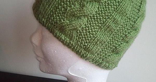 Bonnet avec torsade patron gratuit http www - Changer de pelote tricot ...