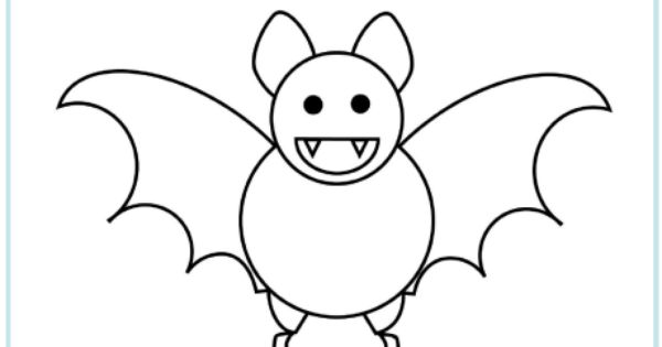 Bat Colouring Page Bat Coloring Pages Animal Coloring Pages