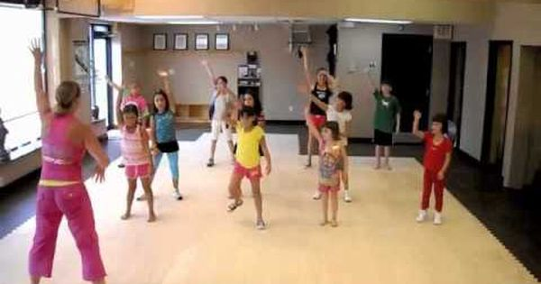 Kid's Zumba- Brain Break / Indoor recess anyone?!