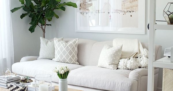21 cheap ways to make life more luxurious according to for Modern living room reddit