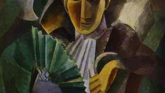 Pablo picasso most famous paintings names 1909 oil for Picasso painting names