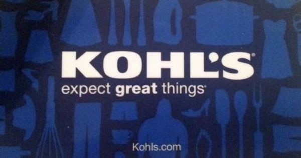 Coupons Giftcards 100 Kohl S Gift Card Coupons Giftcards Gift Card Sale Cards Gift Card
