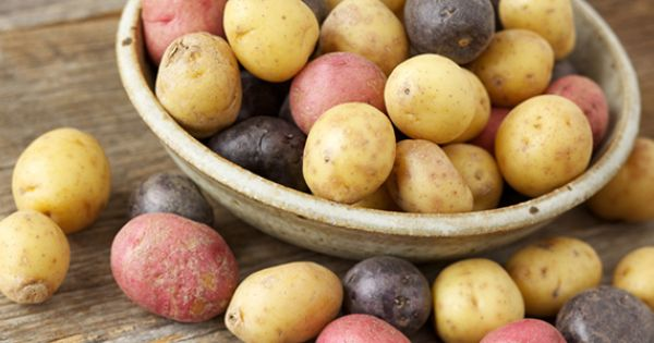 Potatoes paleo, White potatoes and Paleo on Pinterest