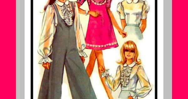 Kittenish Knitting : Vintage kittenish palazzo pants by