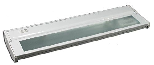 American Lighting Lxc2hwh 16inch Hardwire Xenon Under Cabinet Light 40 Watt Highlow Switch 120 Volt White Under Cabinet Lighting Bar Lighting Under Cabinet
