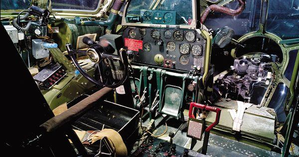 B 29 Inside Inside the Boeing B-29...