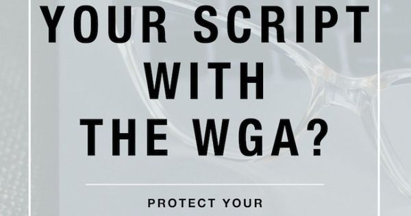 how to register work with the wga