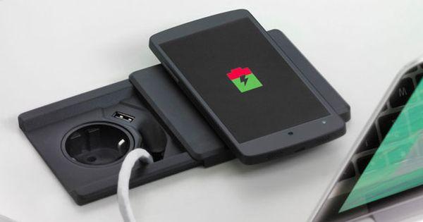 Borne De Connexion Affleurante Square 80 Egic Flash Drive Usb Flash Drive Phone