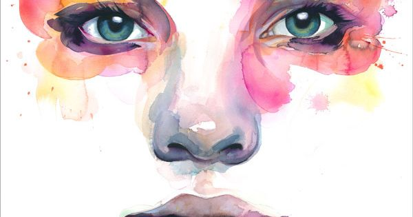 Beautiful watercolor paintings by Artist Marion Bolognesi | Just Imagine - Daily