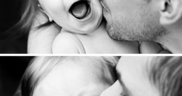 daddy daughter photo, picture, portrait. kiss, pose
