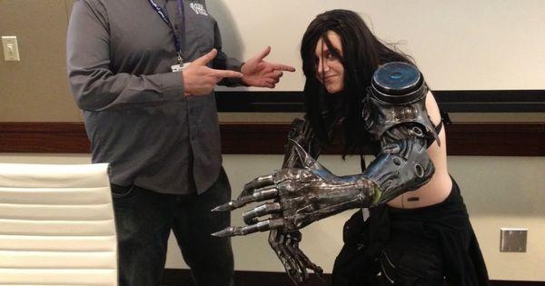 Osiris Props: Shadowrun Dragonfall: Glory's cyber arms ...