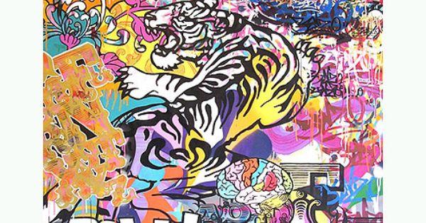 essay on graffiti art or vandalism