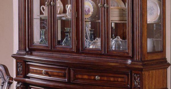 Fairmont Designs Estates Ii China Cabinet Buffet Hutch