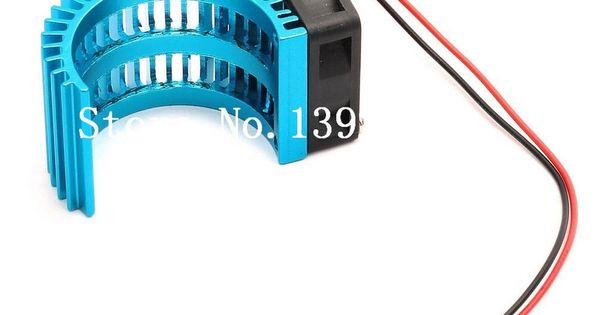 Electric Motor Heatsink Proof Cover Heat Sink And Cooling Fan For