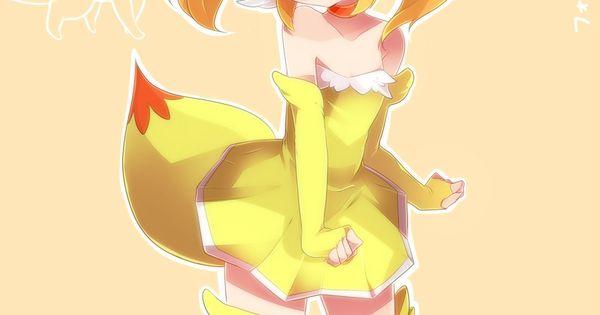 Fennekin Gijinka 176 Pokemon 176 People 176 Pinterest Pok 233 Mon Pokemon Gijinka And Anime