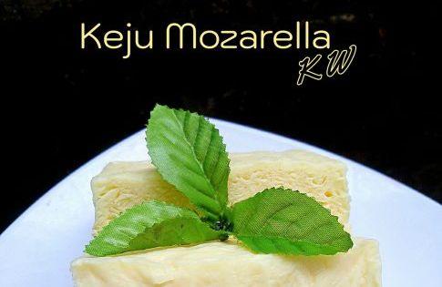 Membuat Keju Mozarella Kw By Melany Sam S Resep Makanan Beku Makanan Beku Resep Makanan
