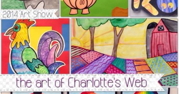 Charlotte S Web Art Projects Farms County Fairs Etc