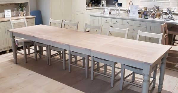 Suffolk 180cm Extending Dining Table Neptune Furniture Ex Display Clearance Ebay Neptune Kitchen Extendable Dining Table Table