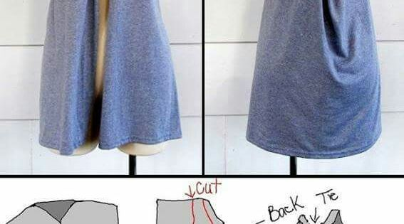 t shirt aufpeppen upcycling n hen pinterest t shirts shirts and vests. Black Bedroom Furniture Sets. Home Design Ideas