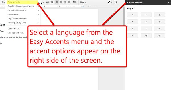 Free Technology for Teachers This Google Docs Add-on Makes It Easy