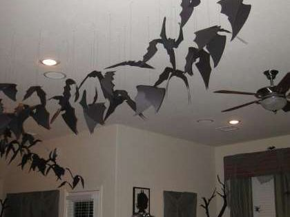 **Great for halloween party! Flight of the Bats. (I have done this