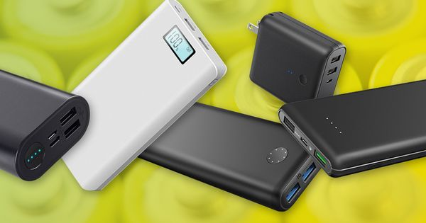 Best Power Banks 2020 The Top Portable Chargers For Your Phone Portable Charger Powerbank Phone