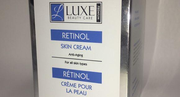 Luxe Beauty Retinol Face Cream Anti Aging Firming Nwt Retinol Face Cream Anti Aging Face Cream Face Cream