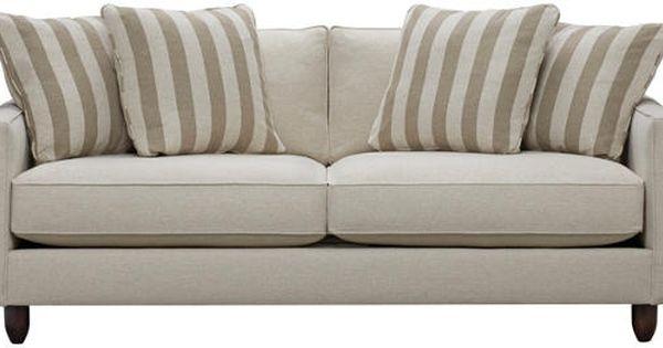 Stripes 80 Quot Sofa Art Van Furniture Sofa Furniture Love Seat