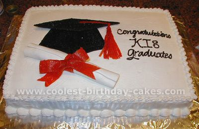20 Coolest Graduation Cake Ideas For The Diy Cake Enthusiast