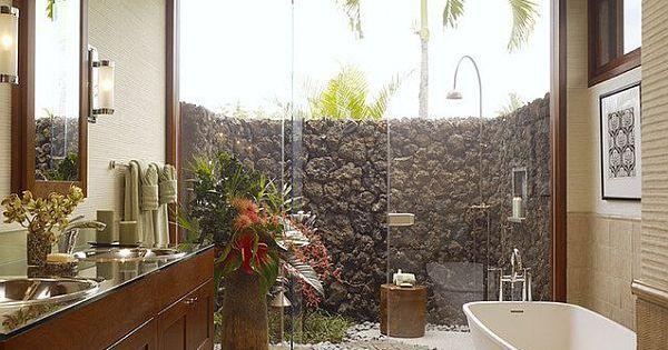 Things to consider before choosing bathroom tiles tropical bathroom bathroom tiling and - Things to consider when choosing bathroom tiles ...
