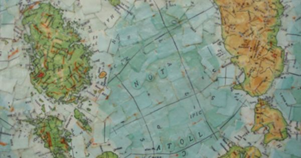 Page Not Found Illustrated Map Map Vintage World Maps