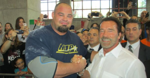 Shaw Wins Arnold Classic Europe Strongman Strongman Strongman