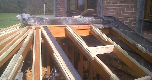 Pin On Convert A Conservatory Roof From Glass To Slate Tile