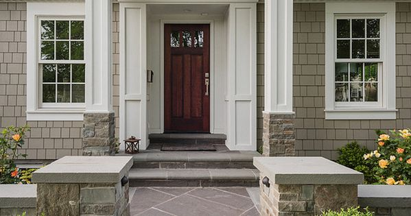 Revere Pewter HC 172 By Benjamin Moore Exterior Siding