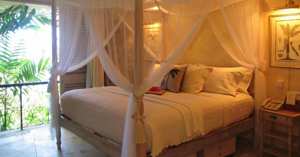 Canopy Beds For Adults Firefly Mustique City Country: short canopy bed