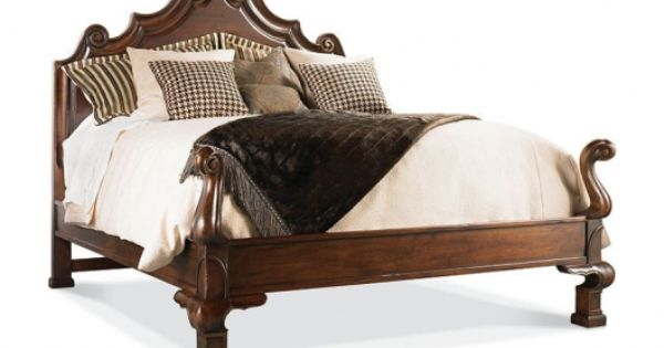 The Bramasole Bed At Home In Tuscany Drexel Heritage