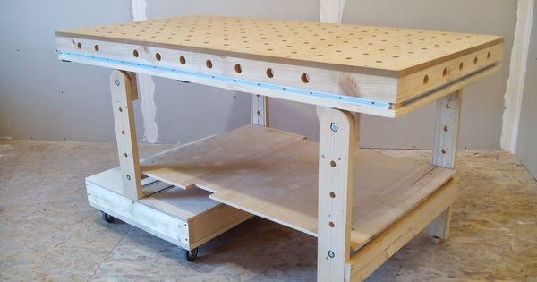 et hop un tabli pliant fait maison kokumotsu. Black Bedroom Furniture Sets. Home Design Ideas