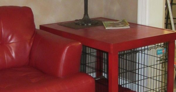 Crate Coffee Tables Dog Crates And Crates On Pinterest
